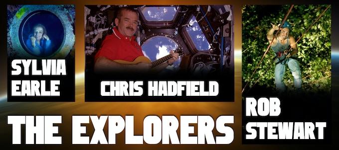 Featured Explorers