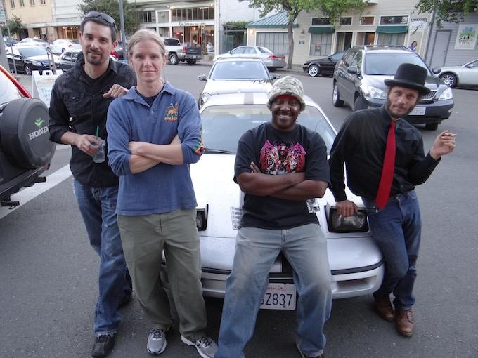 Fyah Squad Band
