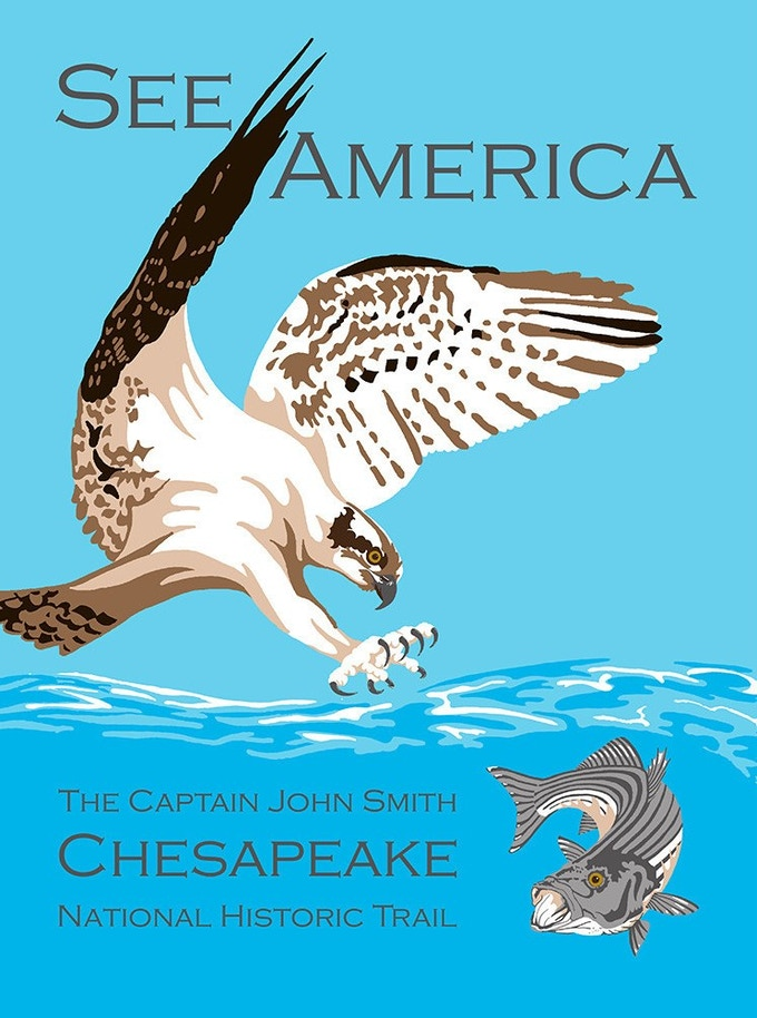 Chesapeake Bay, for National Parks Conservation Association and Creative Action Network, digital media