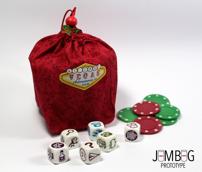 The Dice Bag!