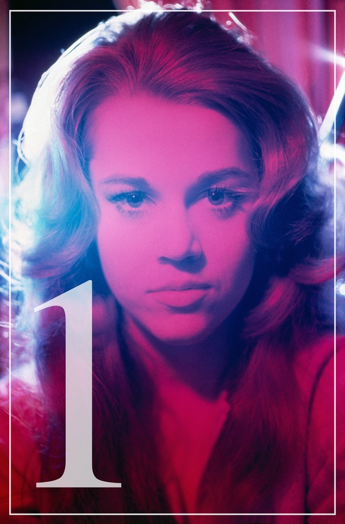 FINAL DAY TO PLEDGE - Jane Fonda