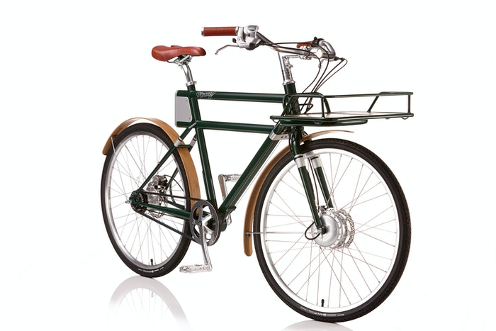 Faraday: The ultimate electric propelled utility bicycle