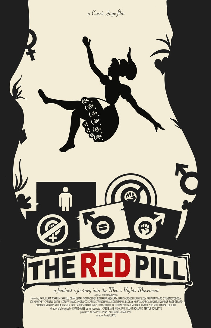 Image result for the red pill documentary