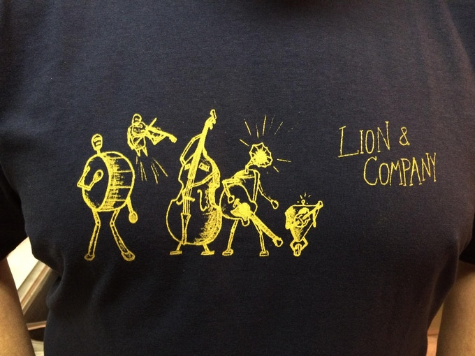 EXCLUSIVE T-SHIRT FOR $50 DONORS