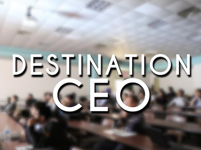 Destination CEO - Workshop, Centennial College 2015