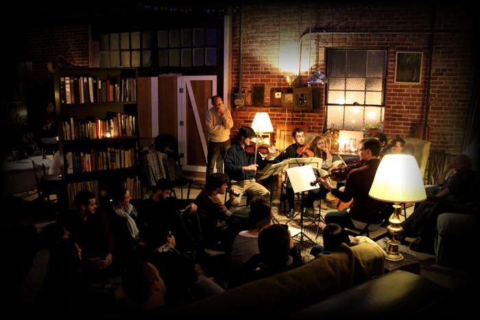 We've had over 1,000 live classical house party-concerts. Now we want to bring them to your town.