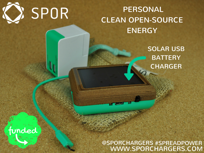 Put the Power of the Sun in your Pocket with the Worlds Most Open and Customizable Solar Charger and Power System. Spread Power!