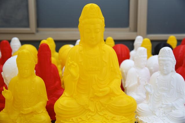 400mm tall Buddhism Goddess from N2 plus.