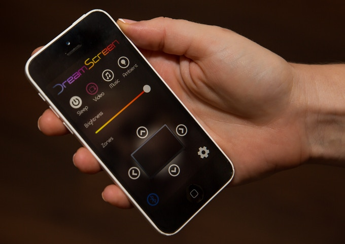 Control everything with Android or iOS App