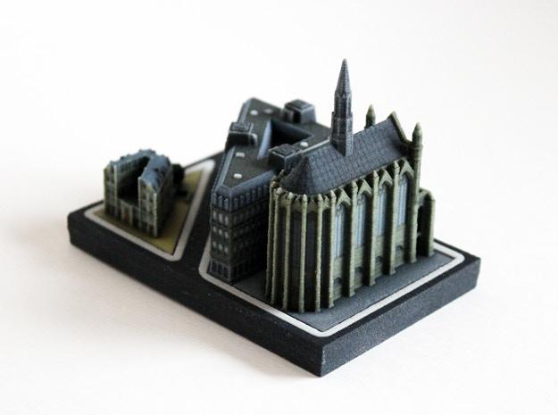 The complete Paris Set B (rear view)