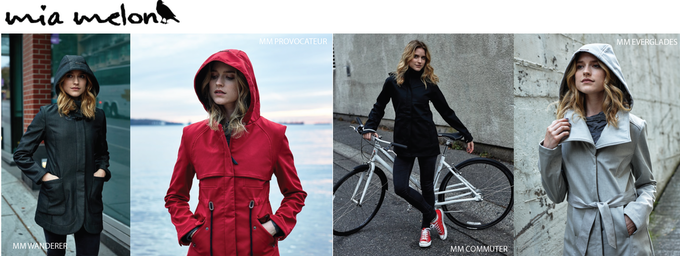FALL 2015/16 Mia Melon Weatherproof Fashion Coats