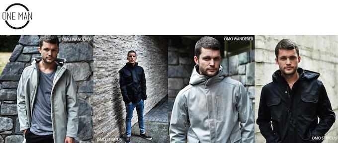FALL 2015/16 One Man Outerwear Coats & Jackets