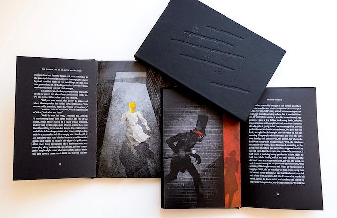 """The Juggernaut"" illustrations"