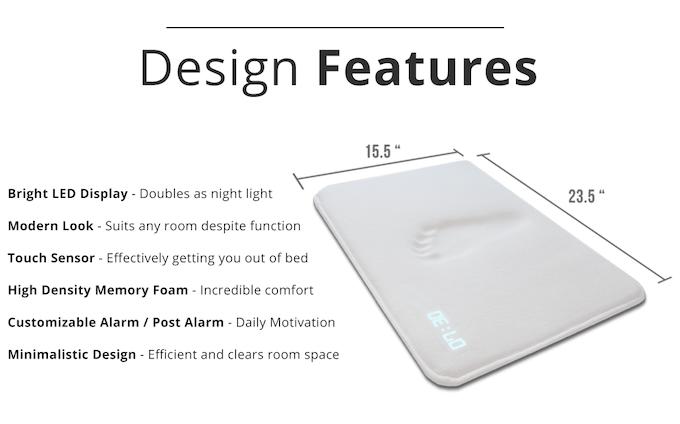 """floor mat alarm clock""的图片搜索结果"