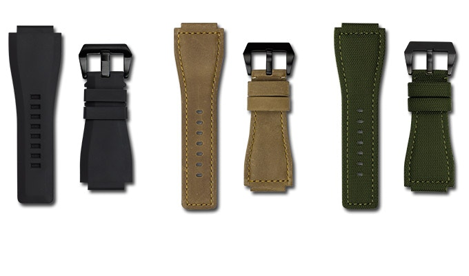 inter-changeable strap for Falcon