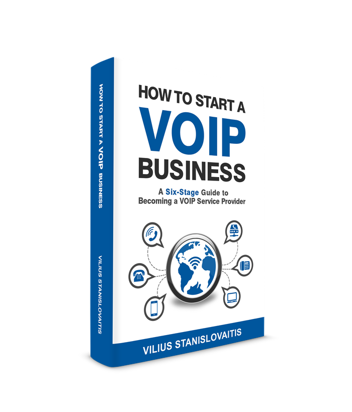 The first book which explains in plain English how to become a VoIP provider and start different services, based on VoIP technology.