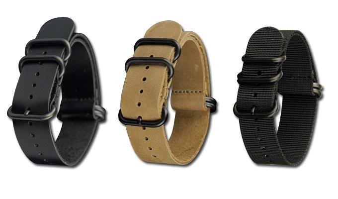 The Viper straps set