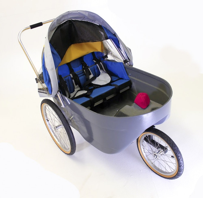 Egg Stroller/Bicycle Trailer