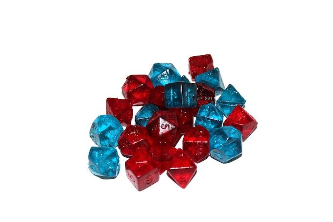 Final Gummy Dice