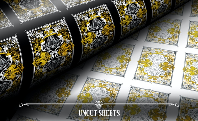 Render of uncut sheets (add £25 to any pledge for one!)