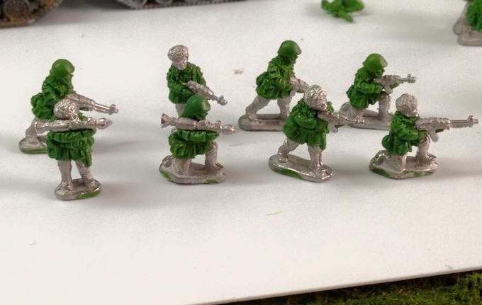 VDV Sculpted Greens