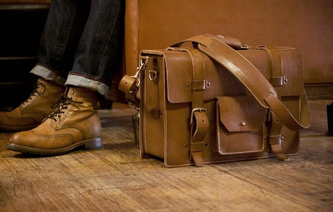 Single Pocket Briefcase.