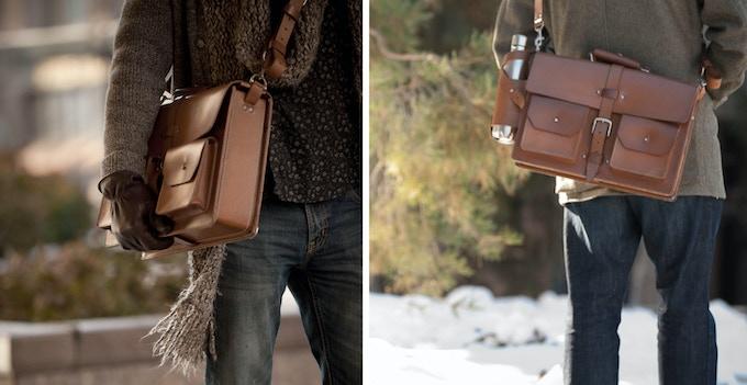 Two Pocket Briefcase