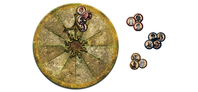 Horologium and activation tokens