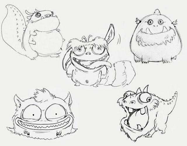 Creature Puppet Concepts