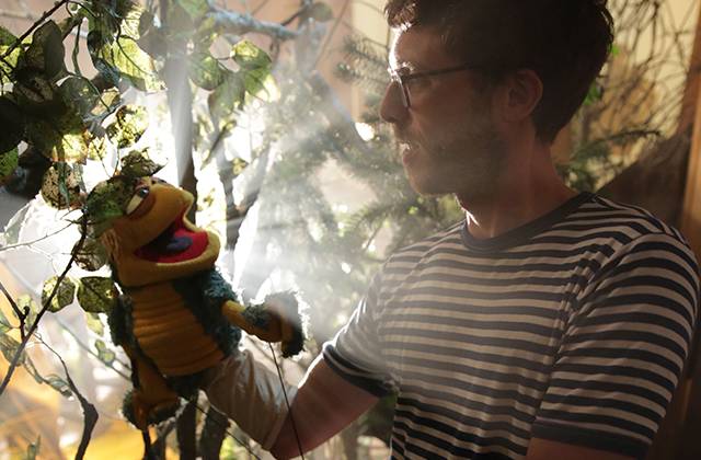 Be a Puppeteer with our Rewards!