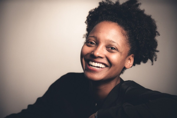 Tracy K. Smith photo by Rachel Eliza Griffith