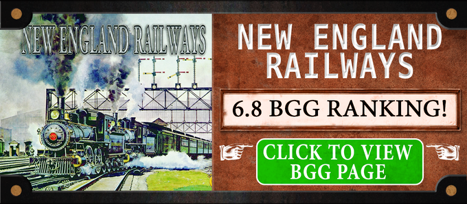 New England Railways is also available as a $25 Add-On. You can also purchase Baltimore & Ohio, it's Expansion, and New England Railways together for $45!