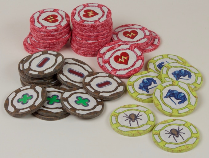 Some CCG friendly tokens