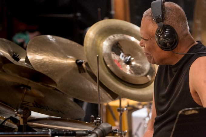 Billy Hart ©William Semeraro