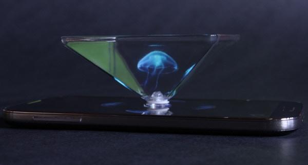 Jellyfish Hologram
