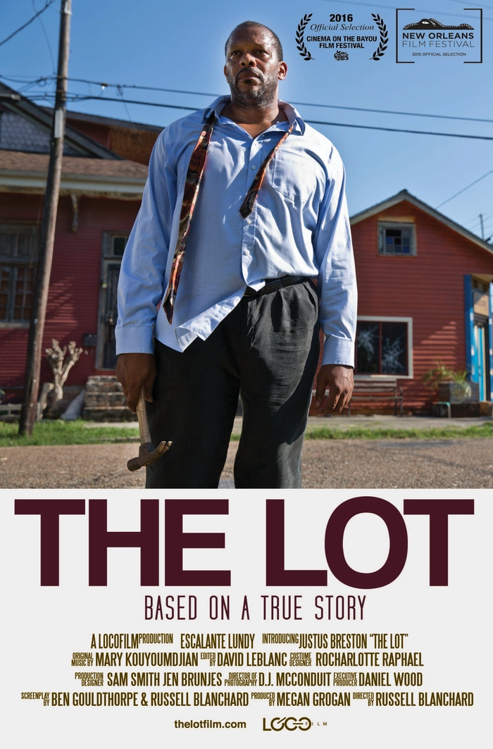 The Lot - a narrative short film by Russell Blanchard