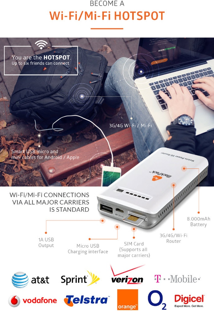 Regardless of your location in the world, you will be able to connect to the internet using your existing internet connections. Cost is normally only $5 a month for unlimited access.