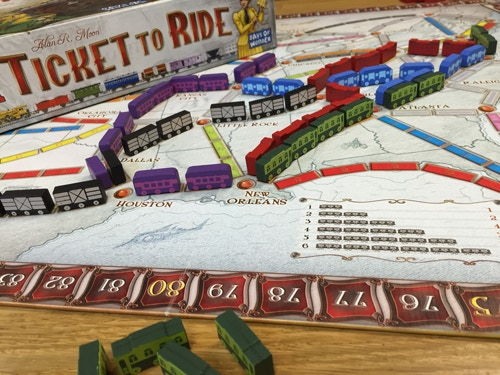 Ticket to Ride (very low stock)