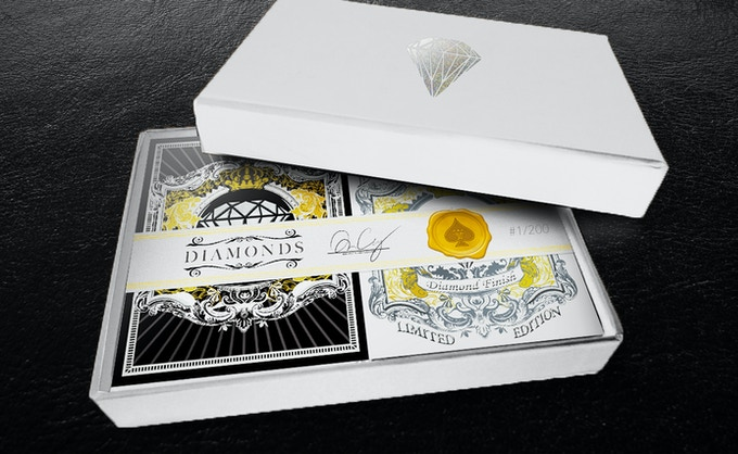 Collection box is included with the sealed signature set