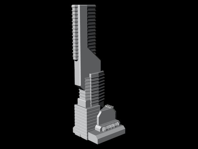 U.N.S.C. Building