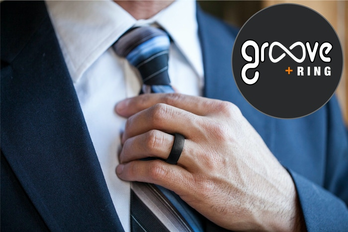Groove Ring By Peter Goodwin Kickstarter
