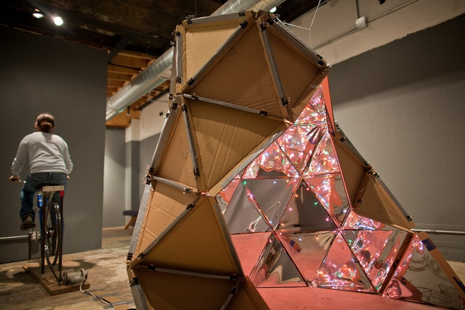 Cody Gieselman at Public Space One