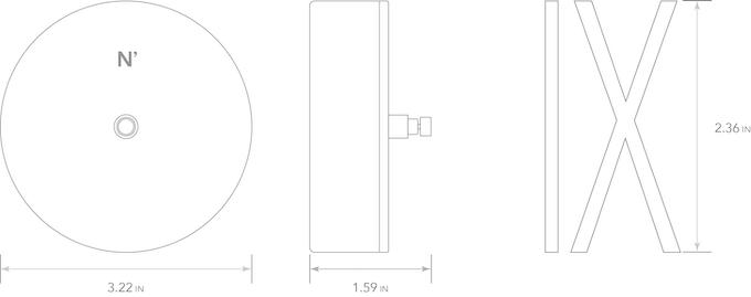Nautilus Surface Wall Clock by D2 Labs — Kickstarter