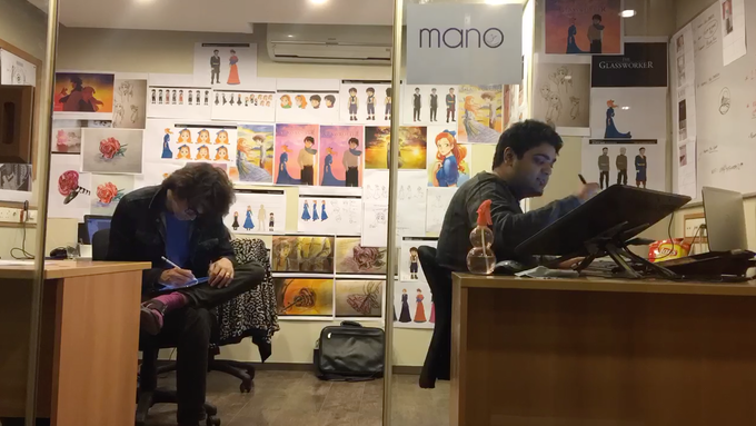 Mano Animation Department in Pakistan