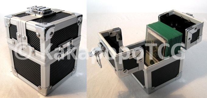 Black Single Deck Box Add-on