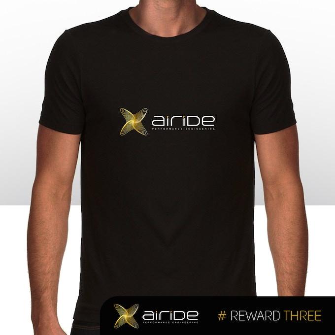Reward #3 Airide Limited Edition Tee