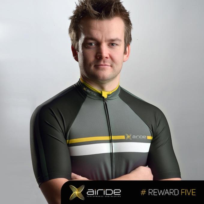 Reward #5 Short Sleeve Cycling Jersey