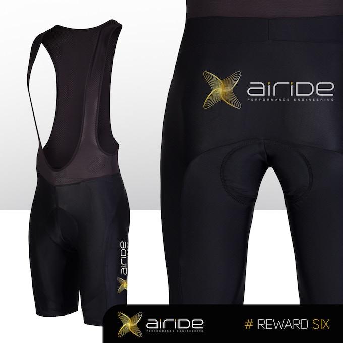 Reward #6, 7 & 8 Cycling Bib Shorts