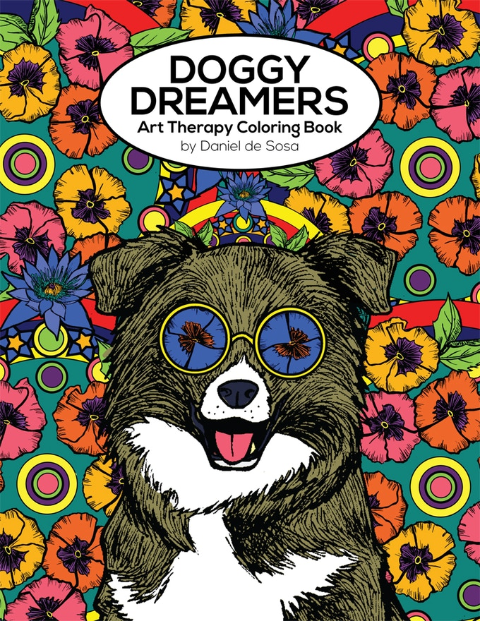 Im A 26 Year Old Cartoonist And Illustrator With UK Publishing House Backwards Burd After The Success Of My First Coloring Book Animal Dreamers I Want