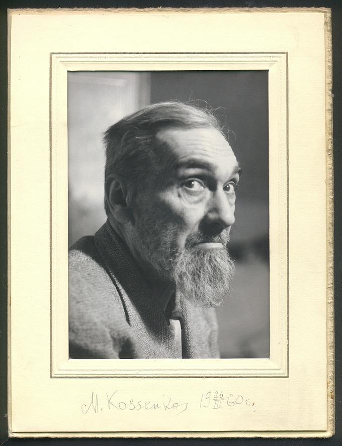 Mitrofan Kossenko, March 26, 1960